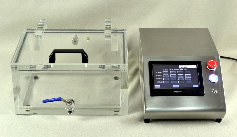VLT PLC Box And Main Frame