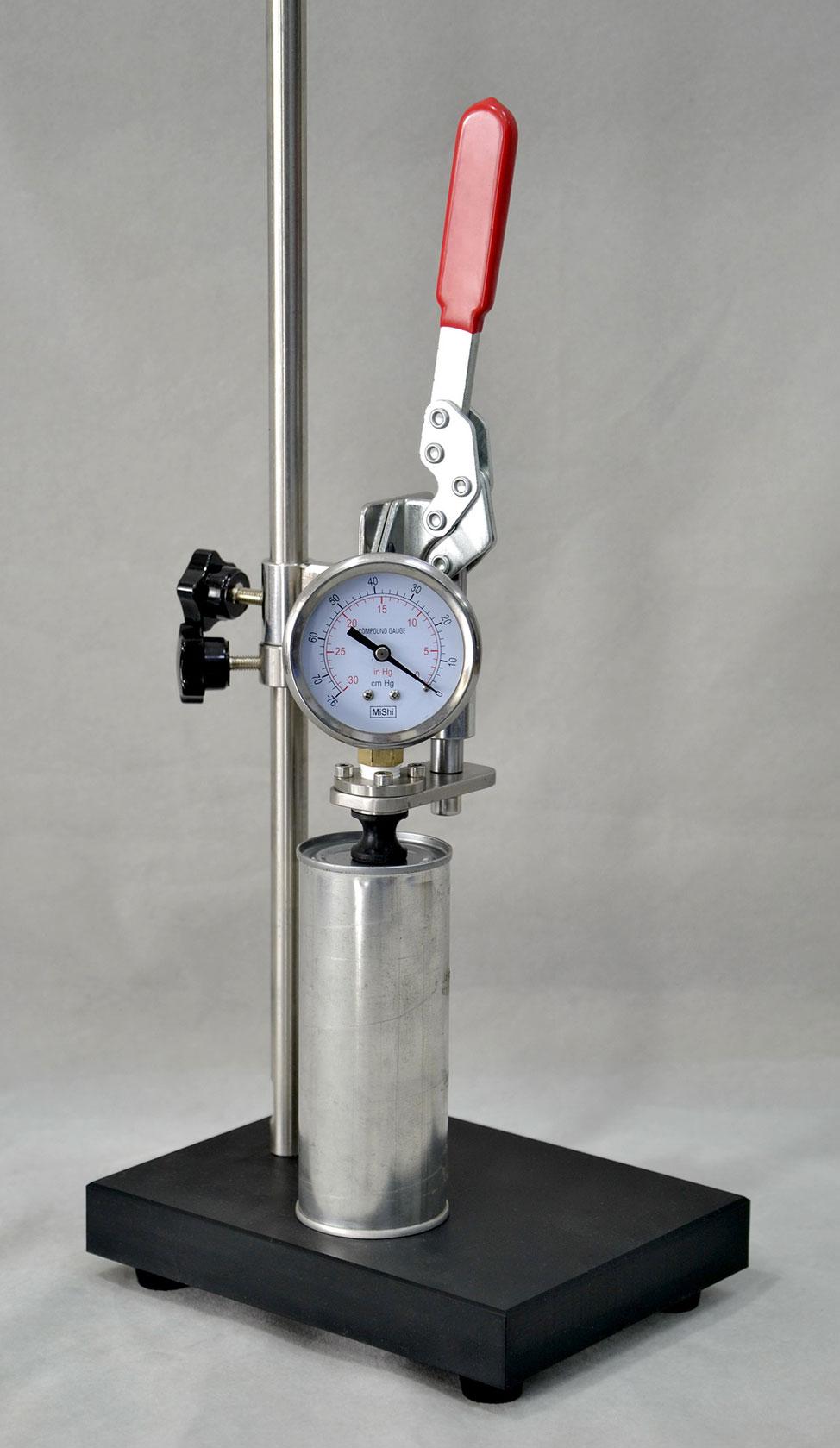 Pvg A Pvg D Pressure Or Vacuum Gauge Simple Pressure Or
