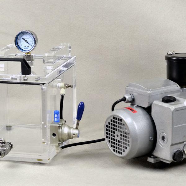 Vlt Eco Vacuum Leak Tester Eco Model Air And Water