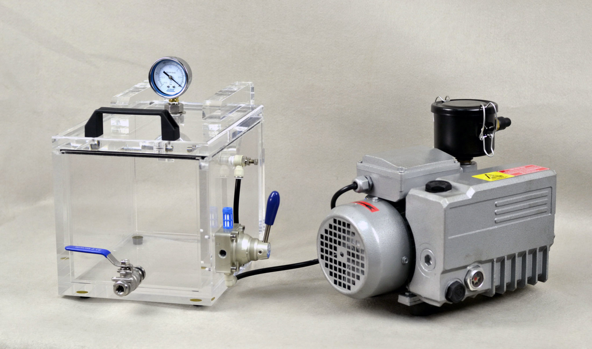 Electrical Leakage Tester : Vlt eco vacuum leak tester model air and water