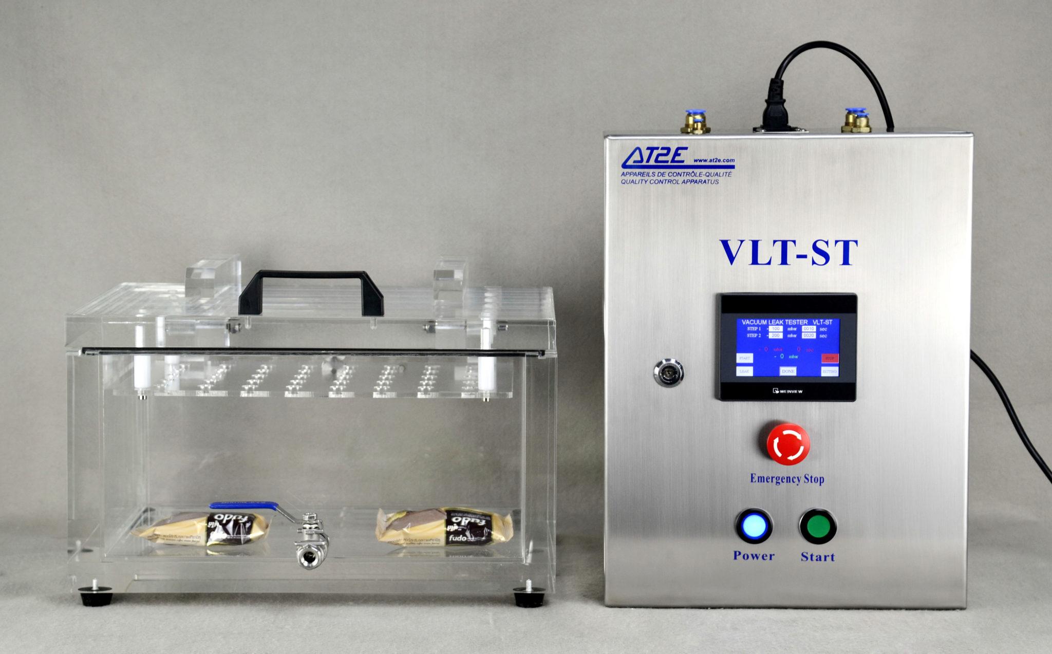 Vlt St Vacuum Leak Tester Standard Model Air And Water